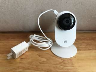Xiaomi YHS-113 YI Smart IP Wireless CameraCCTV (Works in Singapore)