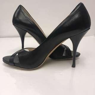 清貨 Miu Miu Leather High Heel