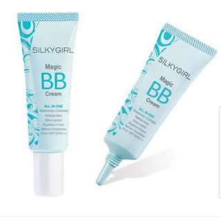 Bn silkygirl bb cream