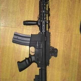 Airsoft Gun M4 Rifle W/ Bag