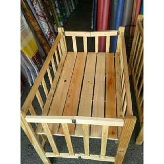 Brandnew Wooden Crib