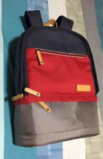 "Samsonite RED 15"" laptop backpack"