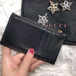 Authentic Gucci cardholders