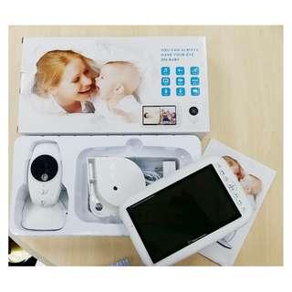100% 全新室內無線數碼嬰兒監視器ii