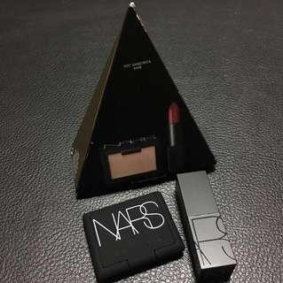 Nars X Man Ray Love Triangle Blush/ Lipstick Set