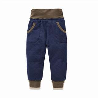 日本童裝高腰護肚褲