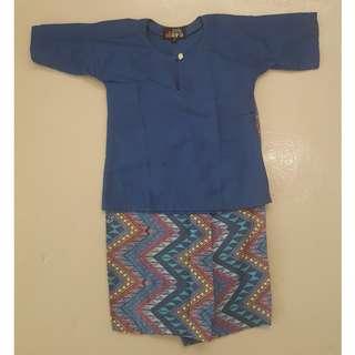 Preloved Baju Raya Anak
