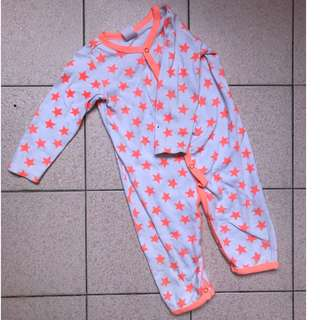 Preloved - Baby Sleepsuits