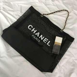 Chanel Mesh Tote
