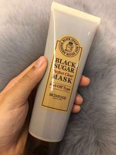 SKIN FOOD BLACK SUGAR PERFECT CLEAR PEEL OFF MASK