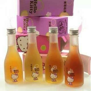 Hello Kitty梅酒禮盒