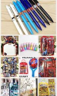 NEW ARRIVALS!! GOODIE BAG / STATIONERY SET / WHITEBOARD / PAINTING SET / CHILDREN PARTY GIFT / GIFT SET