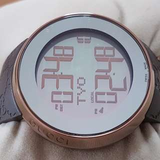 Gucci world timer LED full set