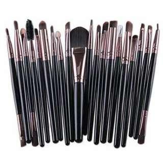 20 pcs. Brush set