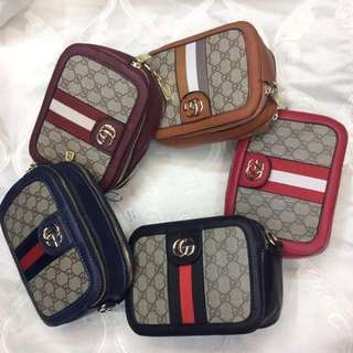 Gucci slingbags (highend quality)