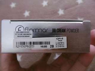 Flormar bb cream powder