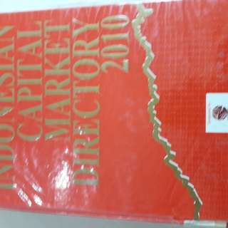 Indonesian Capital Market Dictionary 2010