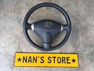 Passo 07 steering wheel