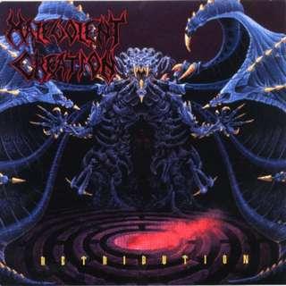 Malevolent Creation – Retribution CD