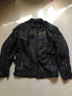 Motorcycle Komine Jacket