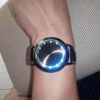Unisex touchscreen Watch