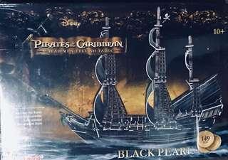 Disney Pirates of the Caribbean 3D Puzzle
