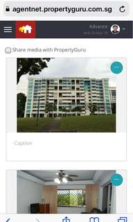 Room rental w easy access to MRT, stadium and park