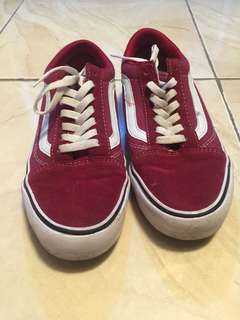 vans old skool size 42
