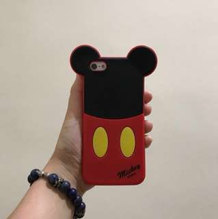 JUAL CASE MURAH Mickey Mouse for iPhone 5/5s