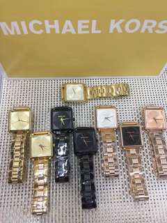 MK WATCH (square face)
