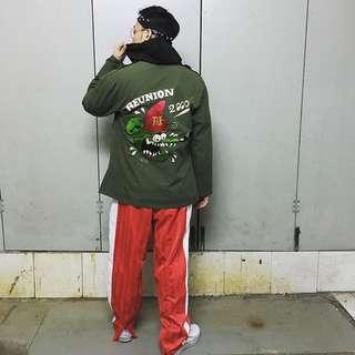 古著 極稀有 RF老鼠jacket