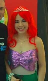 Disney Princess Ariel complete costume