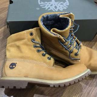 Timberland Woman Rolltop Size UK 6.5