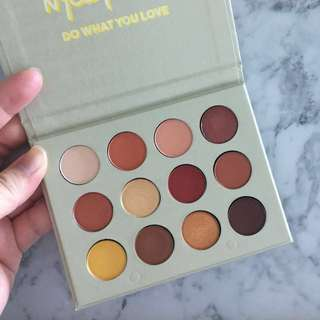 Colourpop Yes Please Palette Inspired