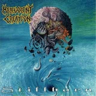 Malevolent Creation - Stillborn Jewelcase CD