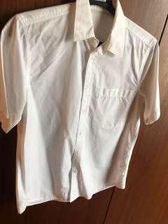 White Crisp Shirt