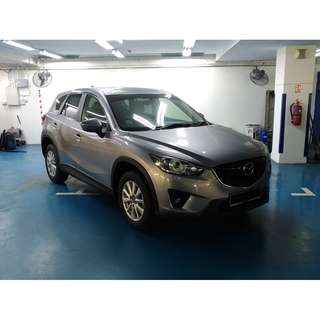 Mazda CX-5 for Lease