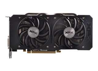XFX Radeon R9 380X Double Dissipation Black Edition 4 GB Graphics Card