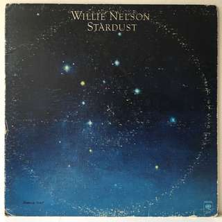 Willie Nelson ‎– Stardust (1977 USA Original - Vinyl is Near Mint)