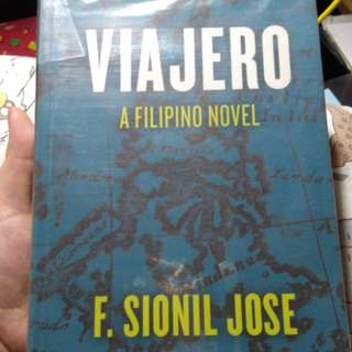 Viajero by F Sionil Jose
