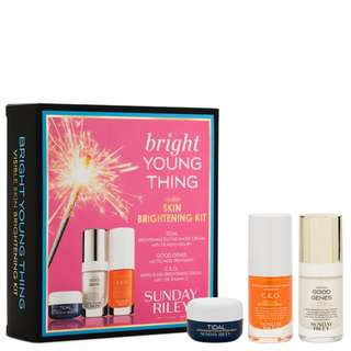 [PREORDER] Sunday Riley Bright Young Thing Visible Skin Brightening Kit