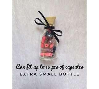 15pcs Message in a bottle
