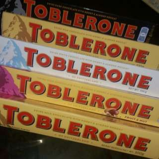 Toblerone (100g)