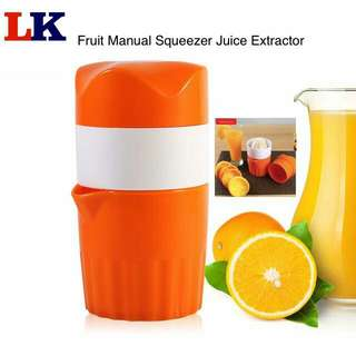 LK FRUIT LEMON LIME ORANGE SQUEEZER JUICER