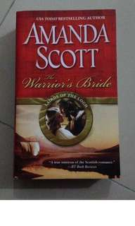 AMANDA SCOTT The Warriors Bride