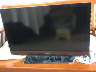 有問題Sony tv KDL32ex520 (tv with problem)