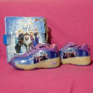 Sepatu Roda Anak Frozen