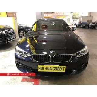 BMW 4 Series 435i Gran Coupe M-Sport