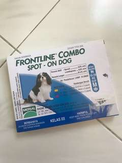 Frontline Combo Spot-On Dogs 10-20kg