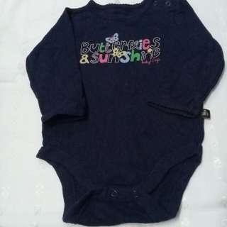 3-6 months Baby gap long sleeve romper